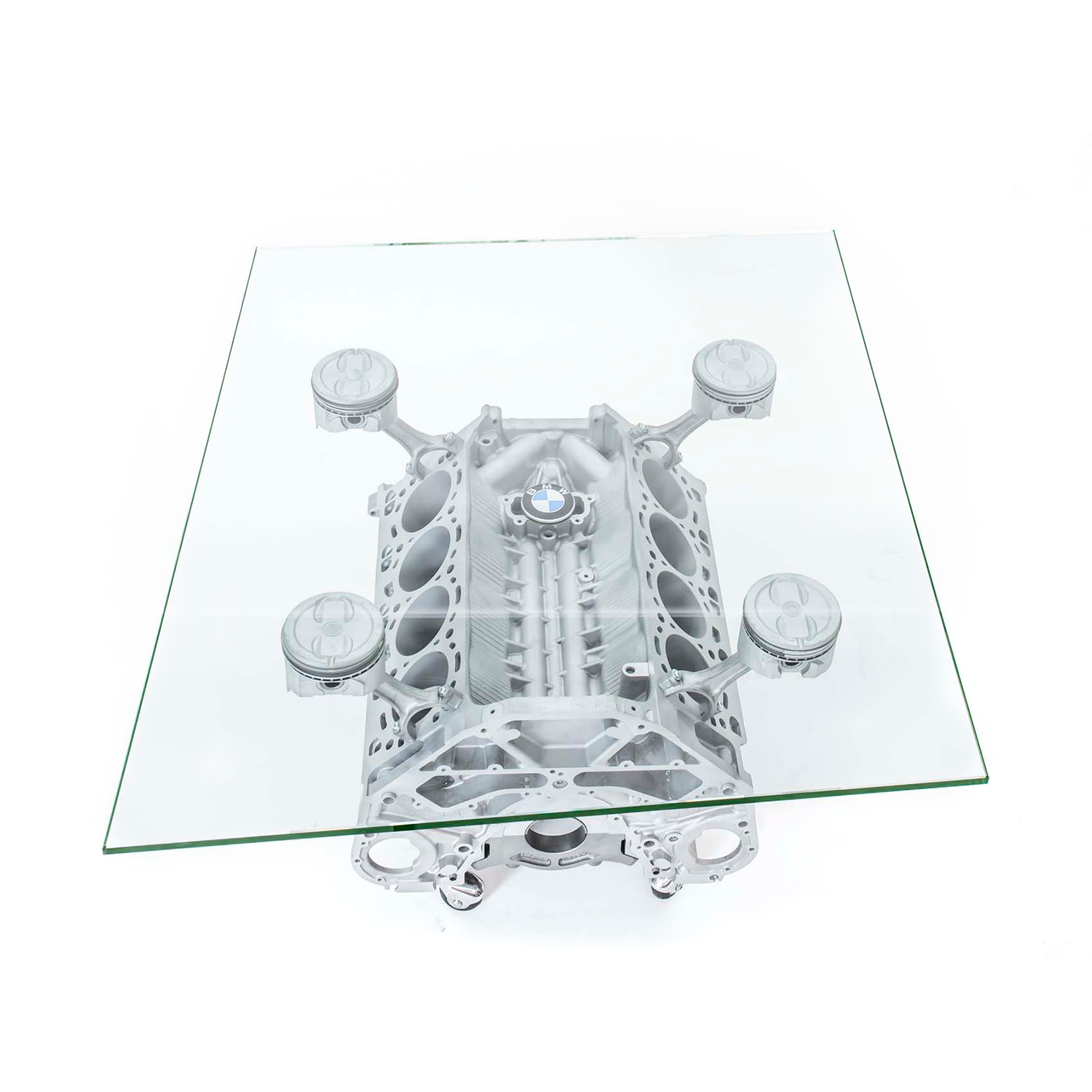 Photo V8 Engine Coffee Table For Sale Images Motor