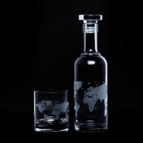 Classico // Map of the World (Decanter)