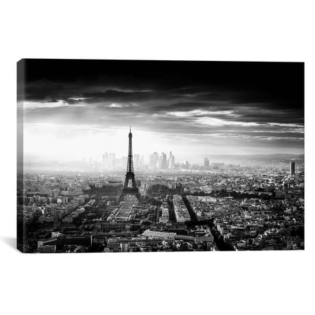 """Paris // Jaco Marx (26""""W x 18""""H x 0.75""""D)"""