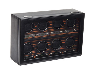 Photo of WOLF Roadster Collection Watch Winders 8 Piece Winder by Touch Of Modern