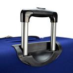"Merced Lightweight Spinner Luggage // Cobalt Blue (22"")"