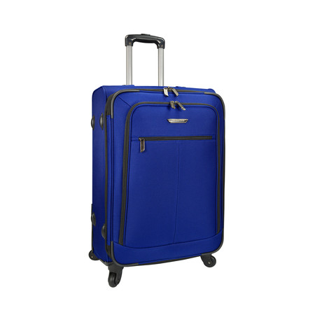 "Merced Lightweight Spinner Luggage // Cobalt Blue (22"")"