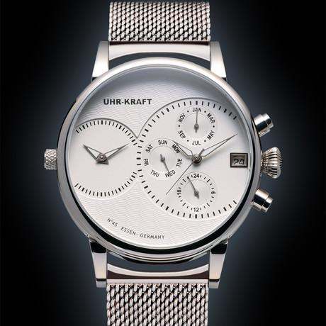 Uhr Kraft Dualtimer Quartz // Limited Edition // 27214/1MM