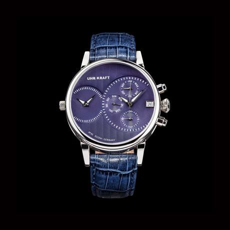 Uhr Kraft Dualtimer Quartz // Limited Edition // 27114/6