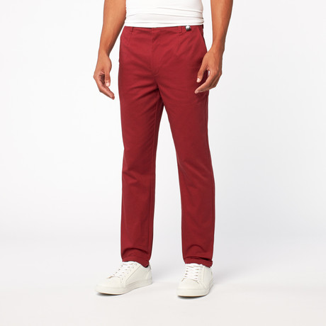 Chino // Deep Red
