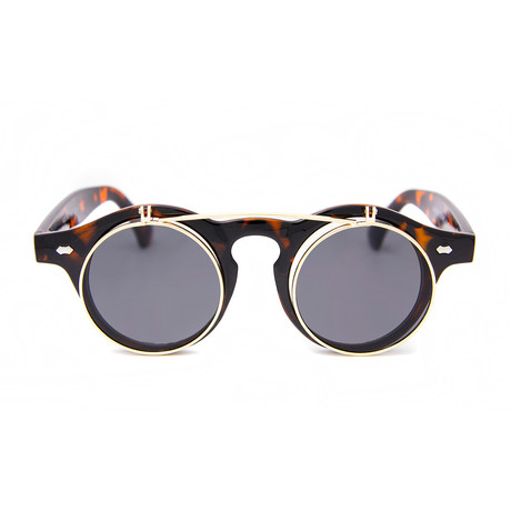 Unisex Harvard Sunglasses (Black)