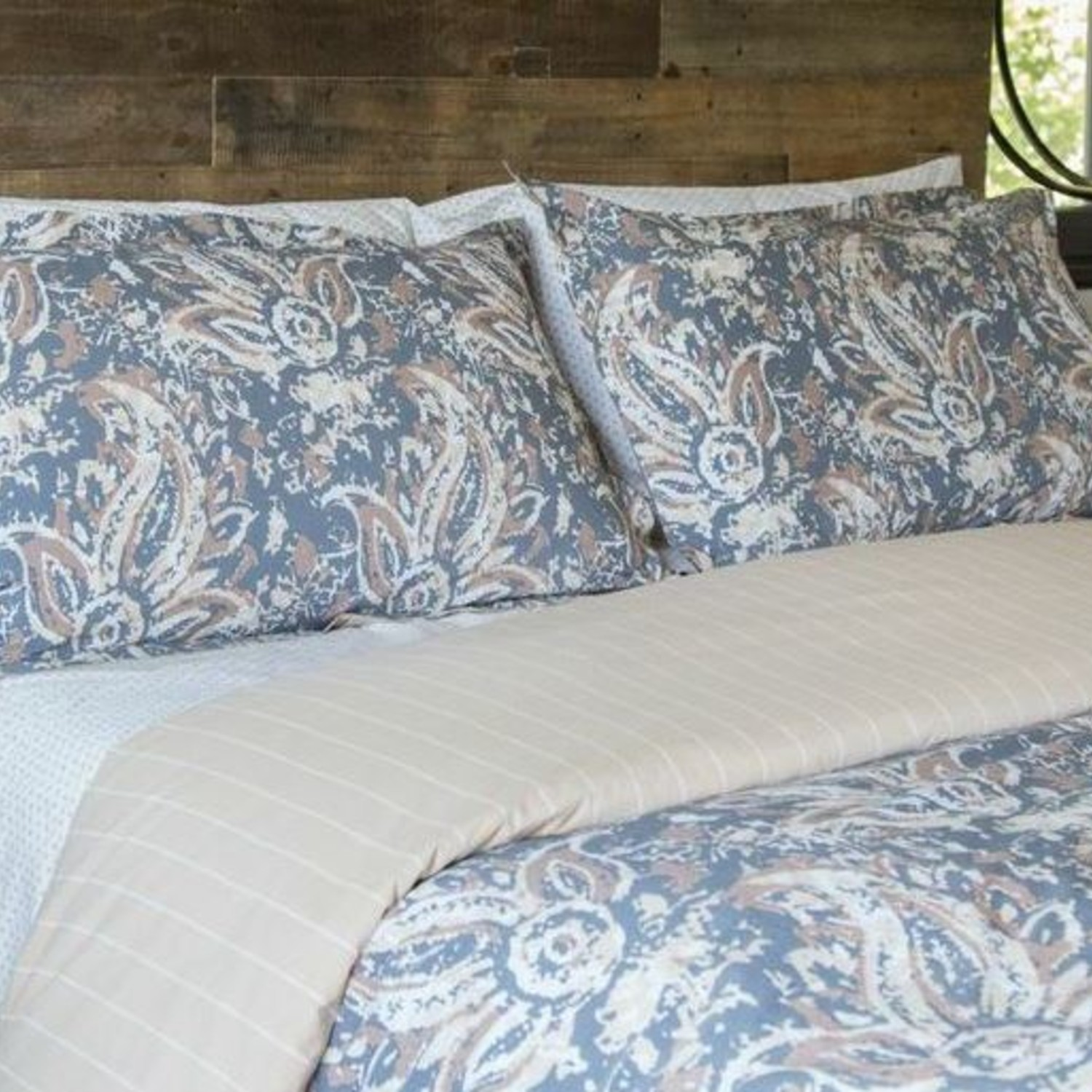 paisley comforter set sets piece martha s macy gemstone pin a bag stewart in bath collection bed