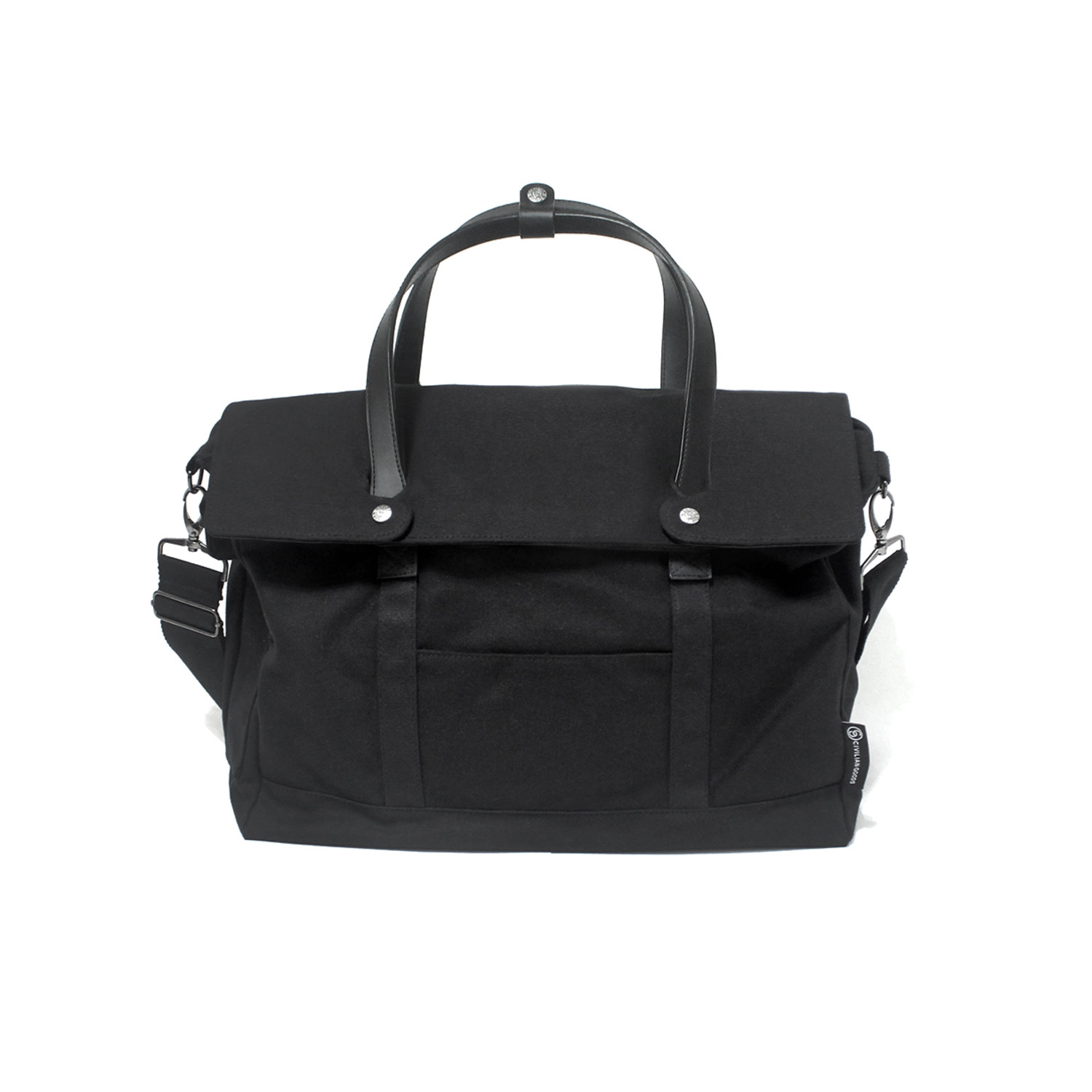 Messenger Bag (Black) - Clearance Sale - Touch of Modern