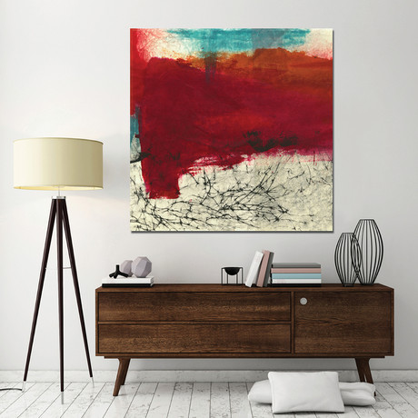 Blazing // Canvas
