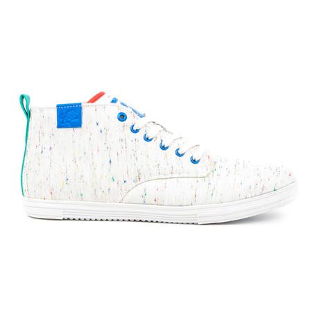 Leon Sneaker // White + Multi (US: 7)