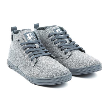 Leon Sneaker // Gray + Mono (US: 7)