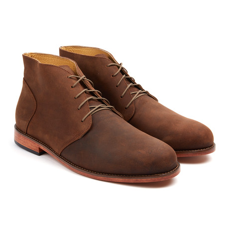 Emilio Chukka Boot // Oak (US: 8)