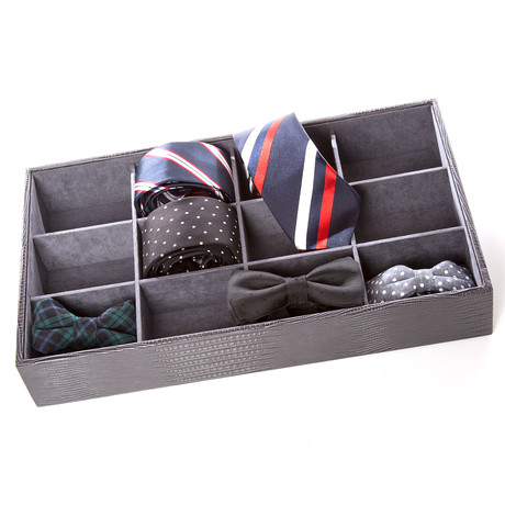 Roll Em' Up Tie Box