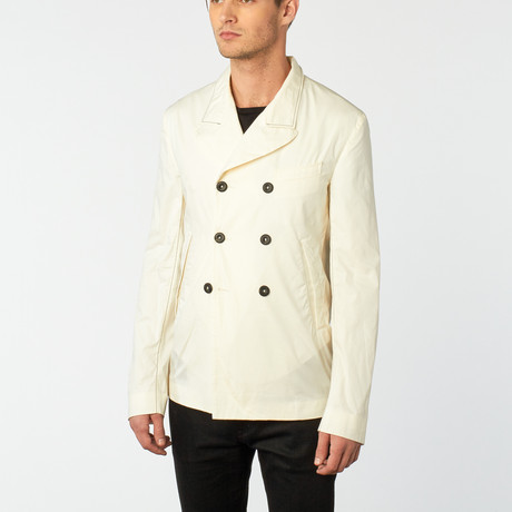 Diesel Black Gold // Jastoven Jacket // White (Euro: 48)