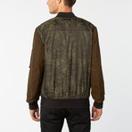 Diesel Black Gold // Jemolog Jacket // Green (Euro: 48)