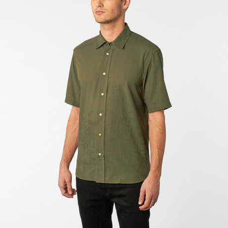 Diesel Black Gold // Sfiorita Shirt // Green