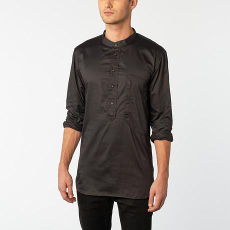 Shirnon Shirt // Black (Euro: 48)