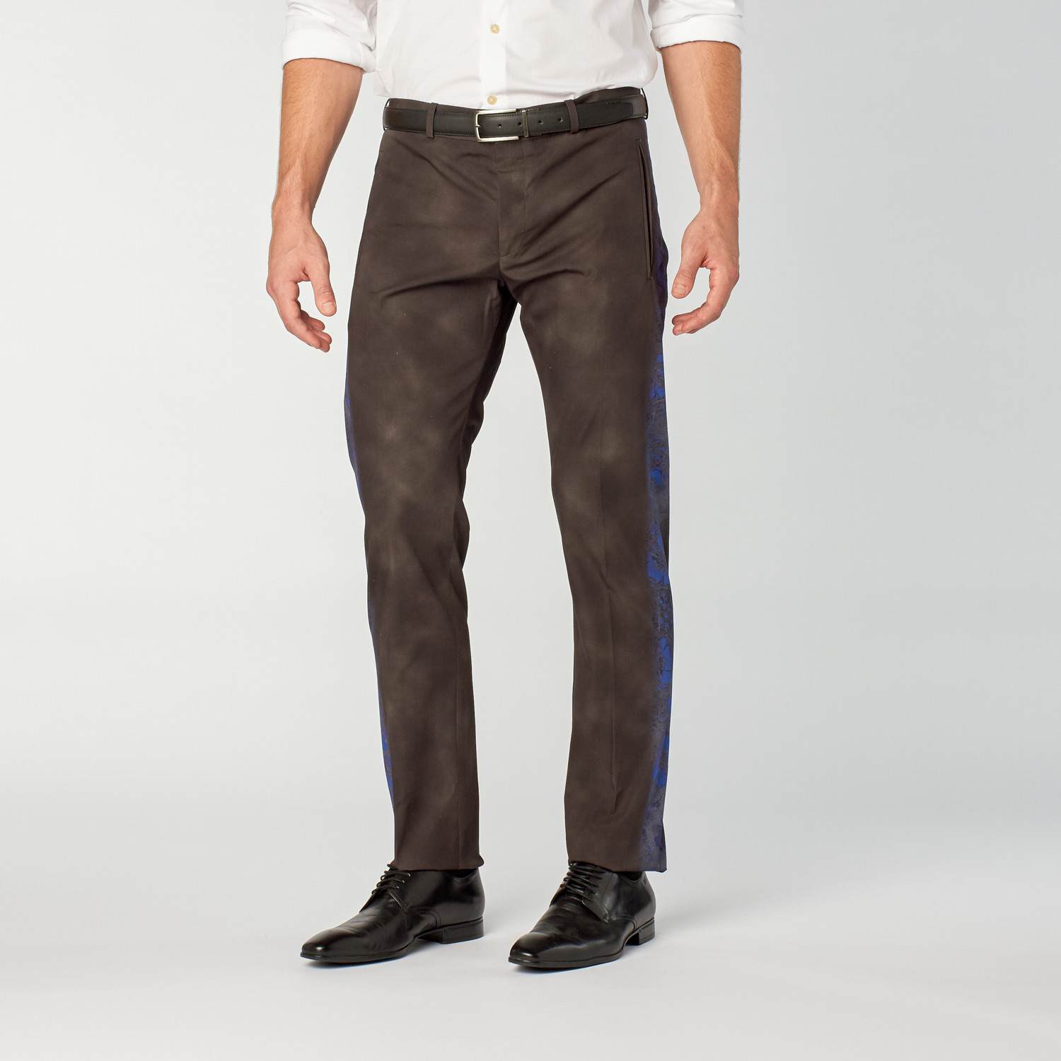 e94924adf38754 Plack Trousers // Blue (Euro: 48) - Diesel Black Gold - Touch of Modern