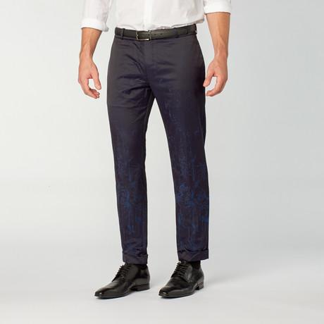 Parixo Trousers // Blue (Euro: 46)