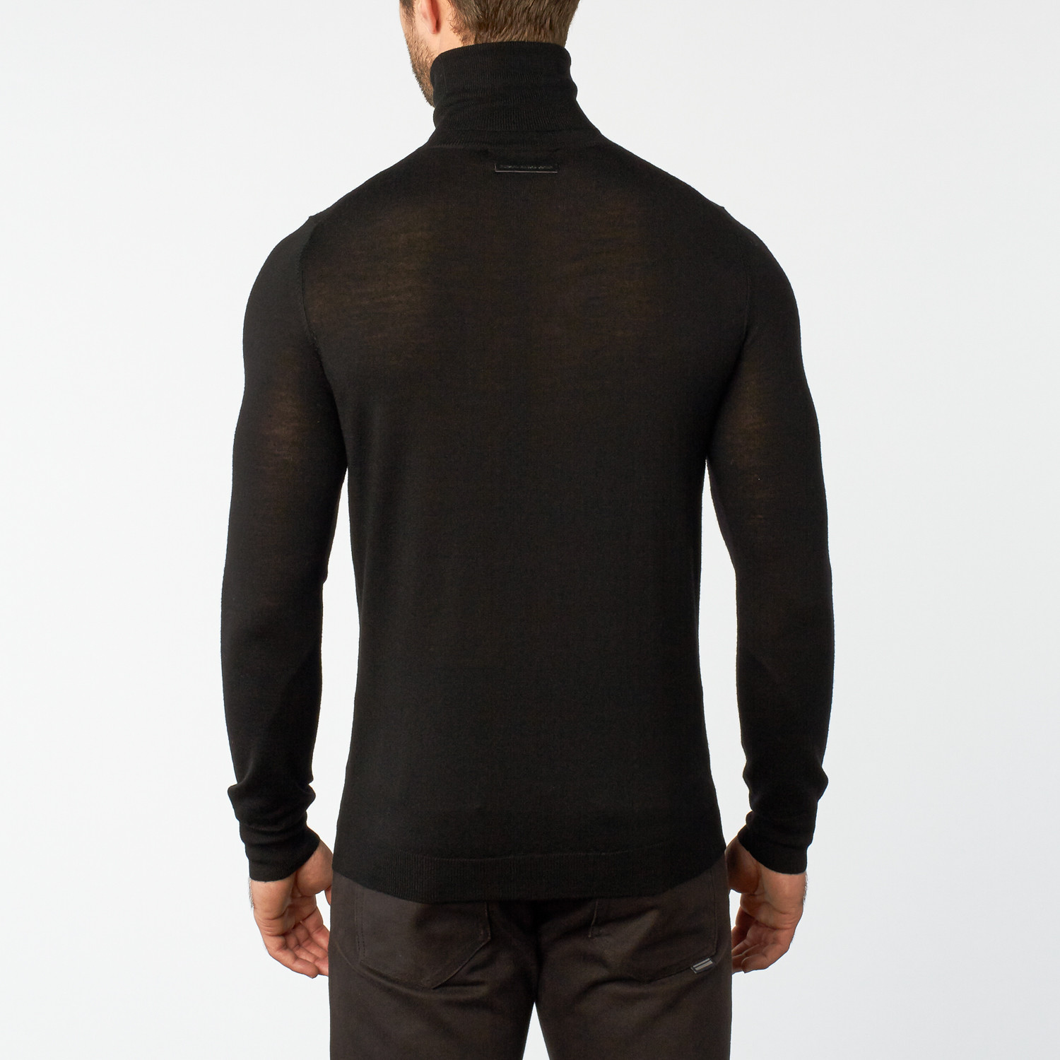 kapsul getlost sweater black s diesel black gold
