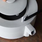 Round Square Teaware
