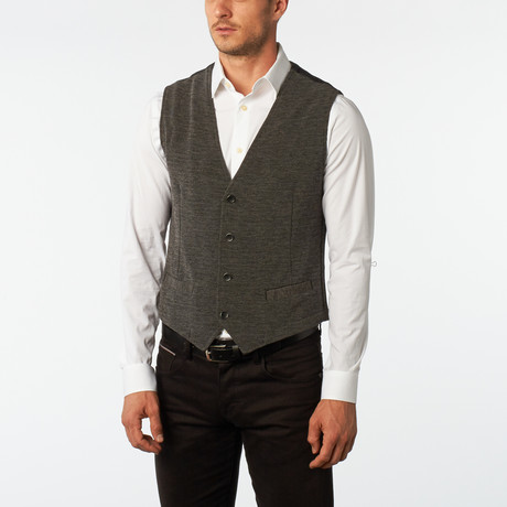 Freeland Vest // Black