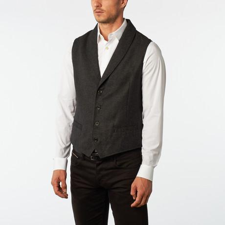 Fredrik Vest // Dark Grey