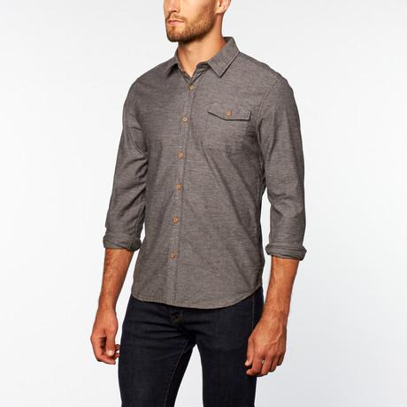Nick shirt // Armor Grey