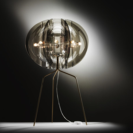 Atlante Table Lamp // Fume