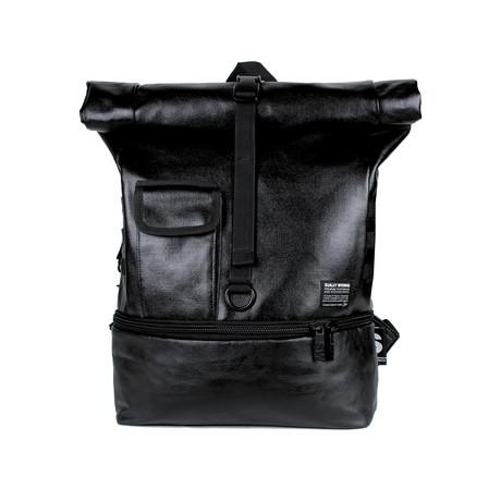 Kyojin Backpack // Black