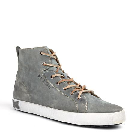 High-Top Sneaker // Graphite
