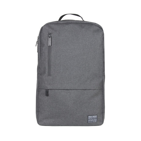 Junior Courier Backpack // Grey
