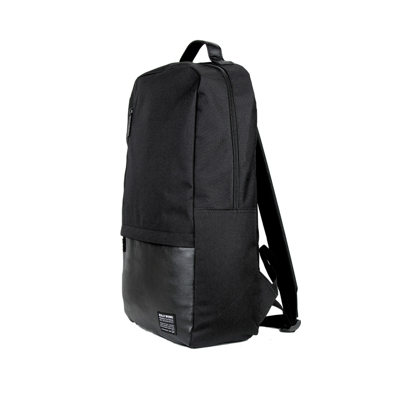 Junior Courier Backpack Black Sully Wong Touch Of