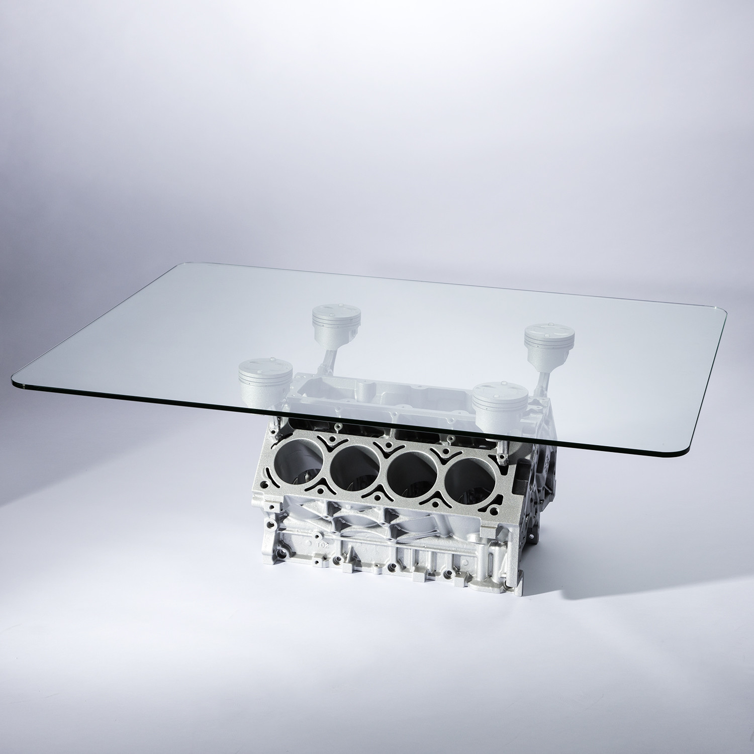 Blockhead designs engine block coffee table burnt orange 0e7f6f1f0e13af9927cd99c7c51b43eb medium shown in platinum sparkle blockhead designs engine block coffee table geotapseo Image collections
