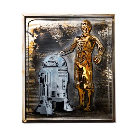 R2D2 + C3PO // Star Wars