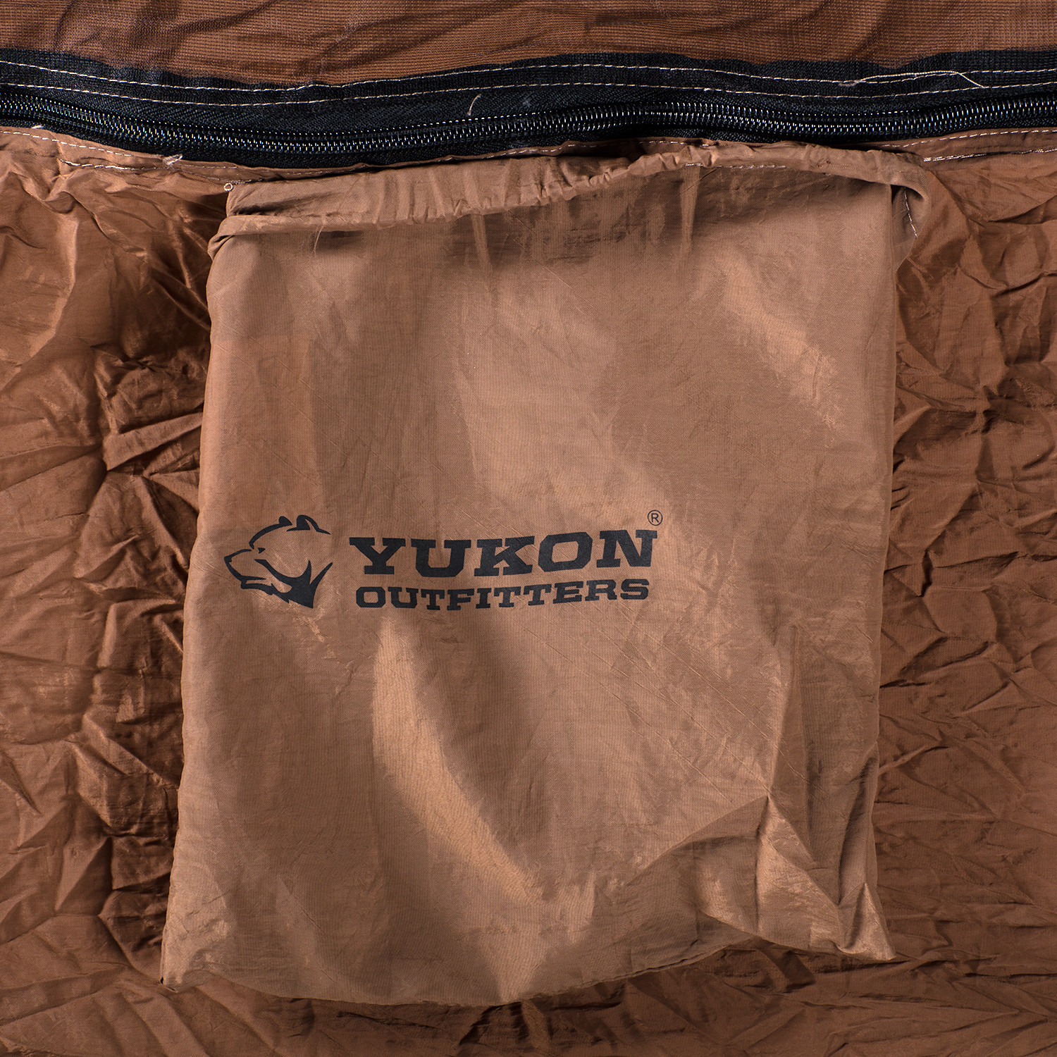 XL Mosquito Hammock (Earth Brown) - Yukon Outfitters ...