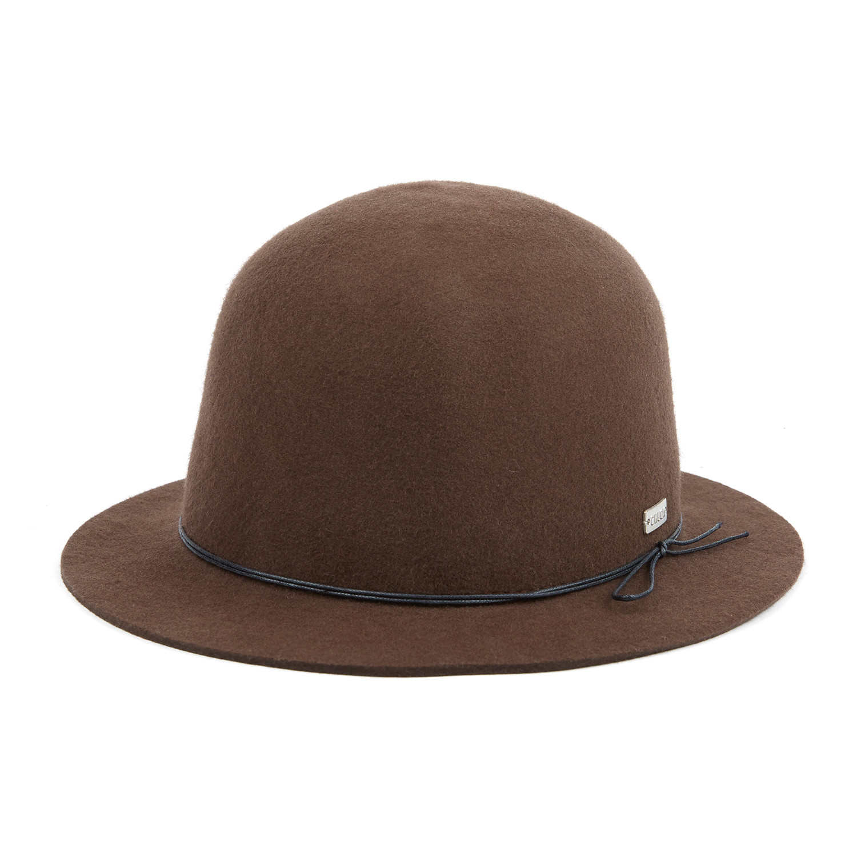 Jax Short Brim Wool Hat    Brown (S) - Original Chuck - Touch of Modern 5a0e6f5b5dd