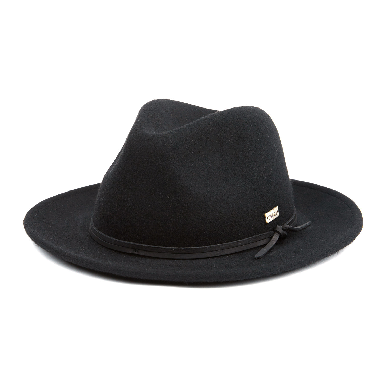 7a705de3053 65fb852152148abb131b87913165f995 medium · Munson Fedora Wool Hat // Black  ...