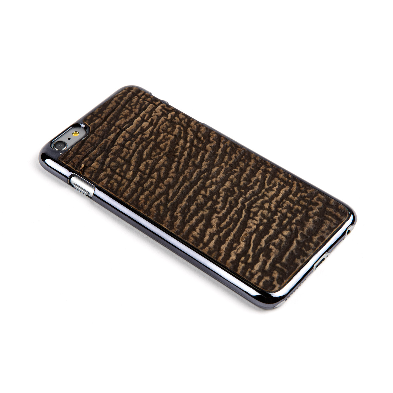 uk availability 9692d ae9a2 Shark Skin iPhone Case // Brown