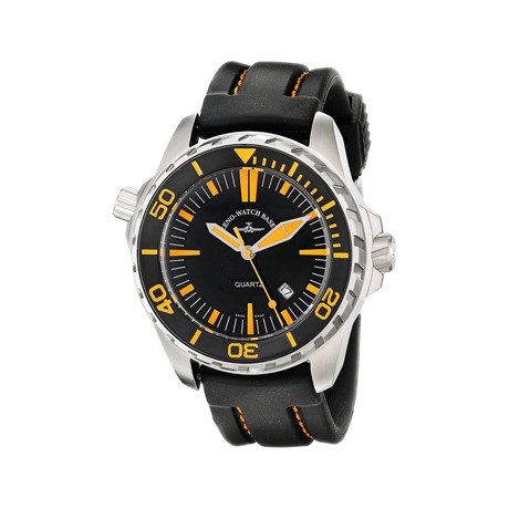 Zeno Divers Quartz // 6603Q-A15
