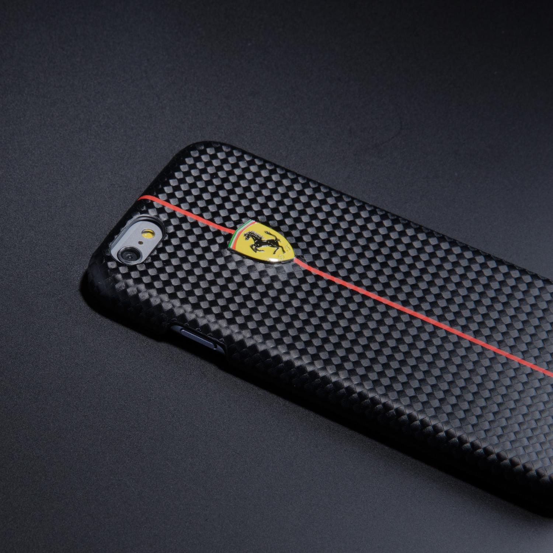 info for 62f7a ae6c7 Ferrari Formula One Carbon Hard Case (iPhone 6/6s Plus) - Ferrari ...
