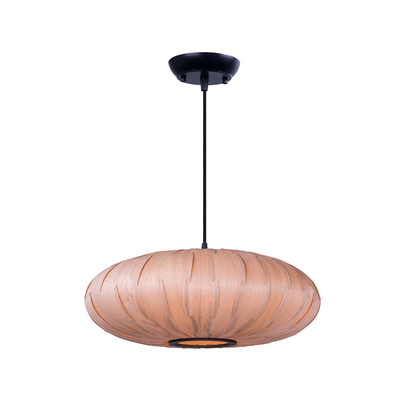 Maxim Norwood 1-Light Pendant // 12403UDBK