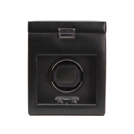 Heritage // Single Winder + Storage (Black)