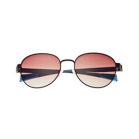 Volta Sunglasses (Black Frame // Black Lens)