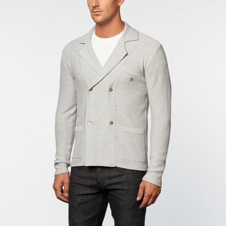 Loft 604 // Pure Cotton DB Blazer // Oxford (S)