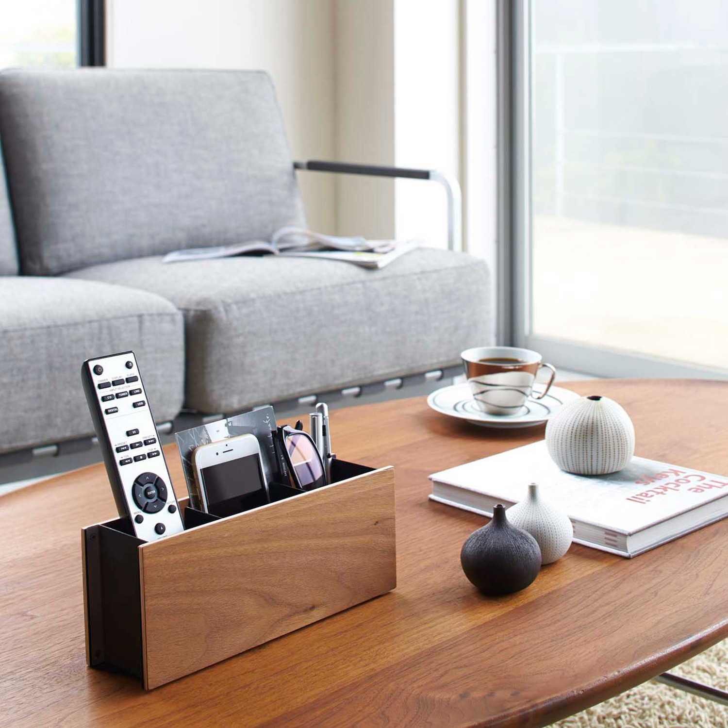 Rin Pen Stand Remote Control Rack