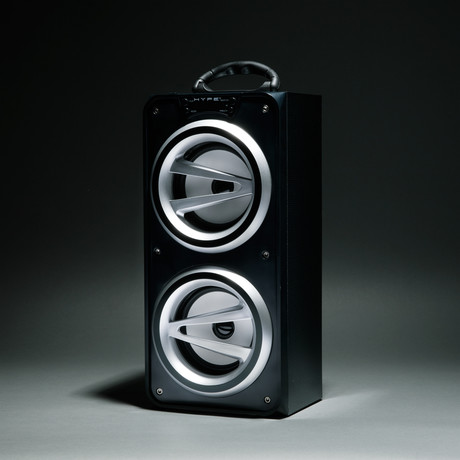 Bass Boosting LED 2.1 Speaker