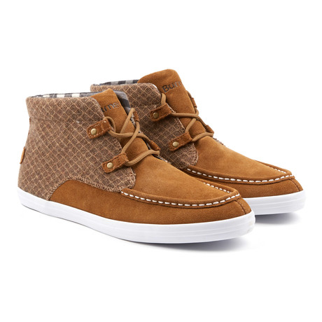 Mid Mark Sneaker // Brown (Euro: 41)