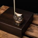 Mr. Owl // Touch Sensor Lamp