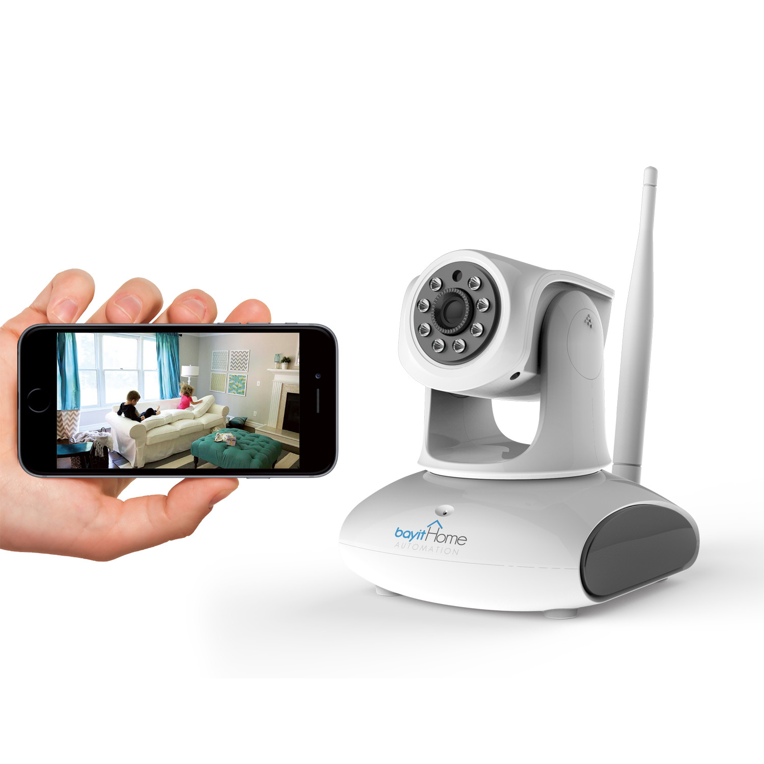 Bayit Cam HD // 1080p - Bayit Home Automation